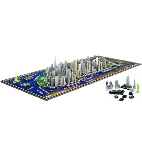 4D New York Puzzle, Find the Perfect Gift Part II @WeShopGab