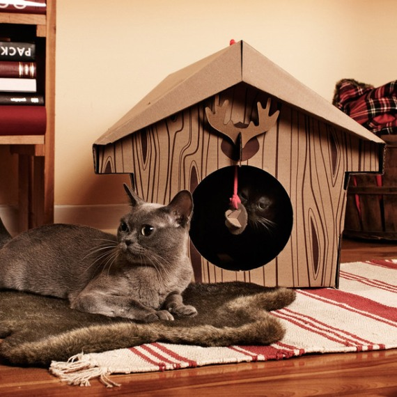 Cat Cabin, Find the Perfect Gift for Everyone @WeShopGab