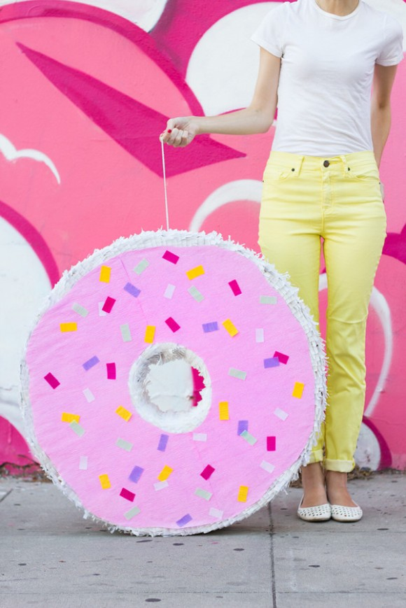 DIY Donut Pinata, Our Favorite Tips and Tricks from Pinterest @WeShopGab