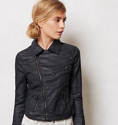 AG Fiora Moto Jacket, Anthropologie Fall Essentials @WeShopGab