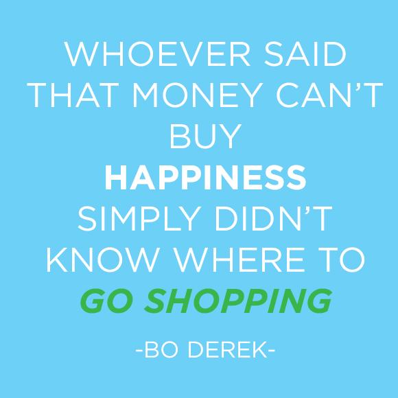 Bo Derek #quotes #sayings @WeShopGab