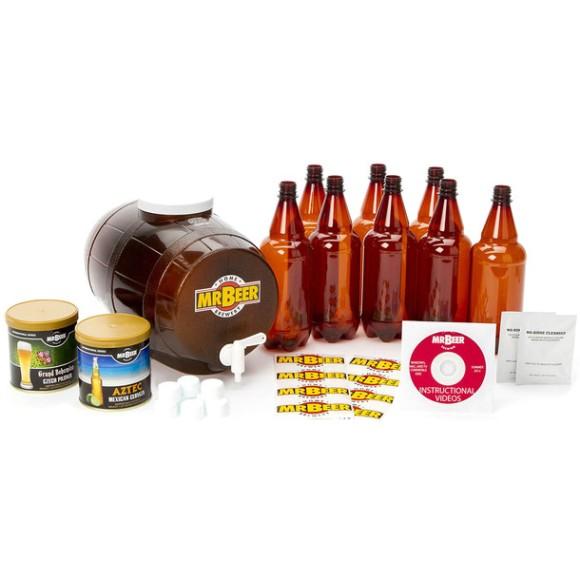 Mr. Beer Premium Gold Kit, Product of the Week @WeShopGab