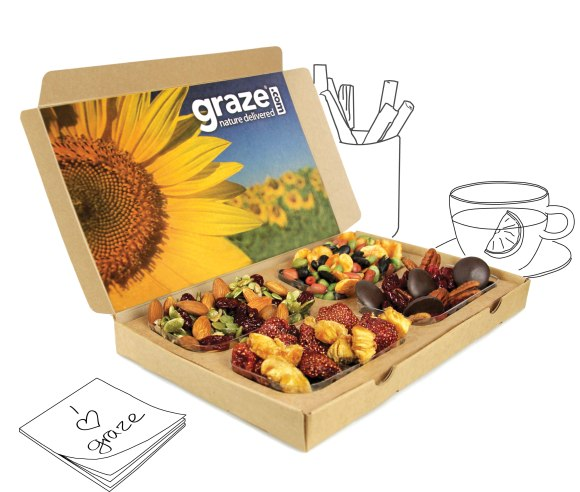 Graze Box, Our Favorite Subscription Box Services @WeShopGab