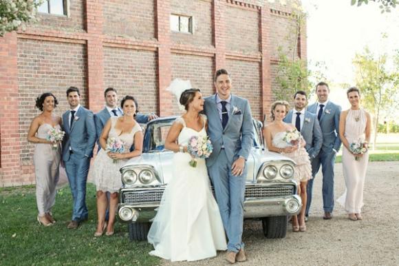 Handcrafted Yarra Valley Wedding, Our Favorite Wedding Blogs @WeShopGab