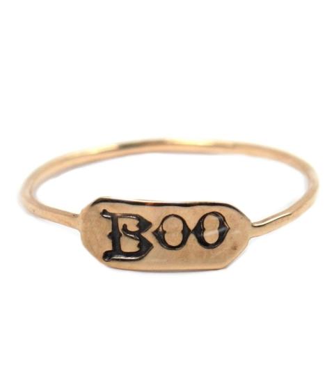 Boo Ring