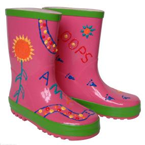 Paint_boots
